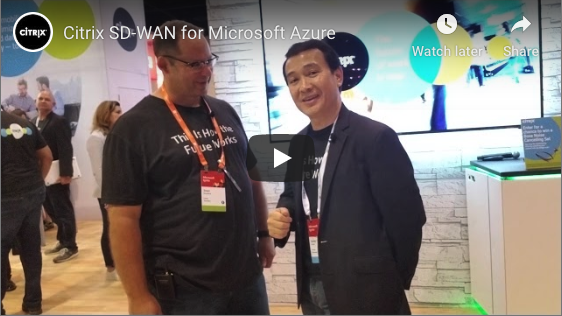 How can SDWAN help with Azure connectivity