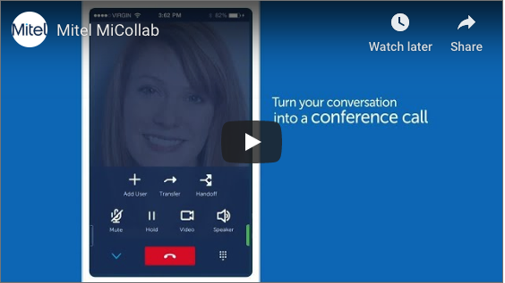What is Mitel Micollab?
